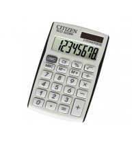 CALCULATOR 8 DIGITS, CITIZEN SLD-322BK