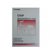 FOLIE RETROPROIECTOR OHP A4 LASER, COPIATOR 100 coli/top