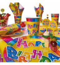 PARTY SET HAPPY BIRTHDAY 31PCS