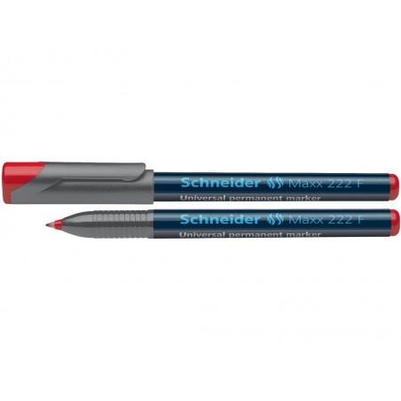 MARKER PERMANENT OHP SCHNEIDER 222F, 0,7 mm