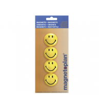 MAGNETI SMILIES Ø 20 mm, 8 buc/blister 16671, MAGNETOPLAN