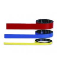 BANDA ADEZIVA MAGNETICA, colorata, 1000x15mm, 12615, MAGNETOPLAN