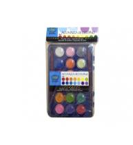 ACUARELE 12 culori LUCIOS, F8386