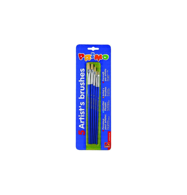 Set de pensule Morocolor, drepte