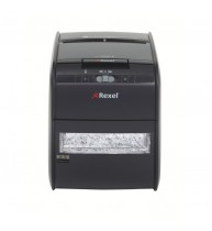 Distrugator automat pentru documente Rexel Auto+ 60X Cross Cut, 60 coli, confeti 4x45mm