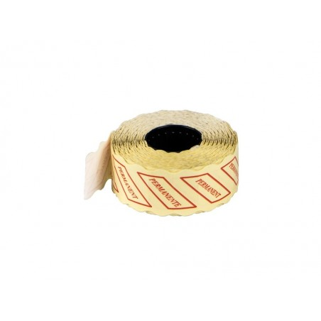 ETICHETE PRET 26x12 mm, 1500 buc/rola, ALBE