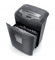 Distrugator manual pentru documente Rexel Mercury™ REM820 Jam Free, 8 coli, micro cut 1.9x15mm