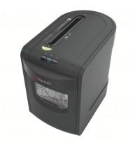 Distrugator manual pentru documente Rexel Mercury™  REX1323 Jam Free, 13 coli, confeti 4x40mm