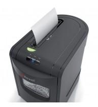Distrugator manual pentru documente Rexel Mercury™  RES1523 Jam Free, 15 coli, fasii 5.8mm