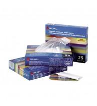 Saci de plastic 175 Litri pentru Rexel Auto+ 750m/750X, 600M/600X, 100 bucati