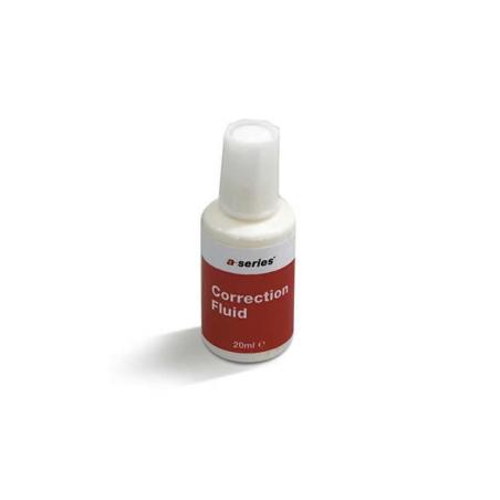 Fluid corector A-series, pe baza de solvent, 20 ml