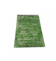 BLOC NOTES A5 CU SPIRA, 50 file