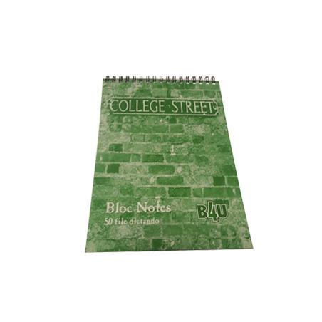 BLOC NOTES A5 CU SPIRA, 50 file