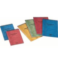 Blocnotes LeColor Manilla, A4, 60 g/mp, 90 file, matematica