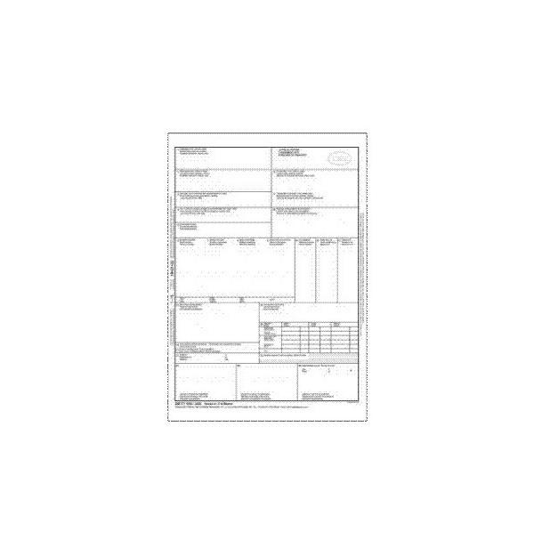 CMR SCRISOARE DE TRANSPORT INTERNATIONAL 3 exemplare