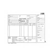 FACTURIER AUTOCOPIATIV A5 3 exemplare + CHITANTA