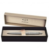 PIX PARKER JOTTER PREMIUM Classic Stainless Steel Chiselled CT