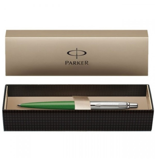 PIX PARKER JOTTER 125th Anniversary Edition Metallic Green CT