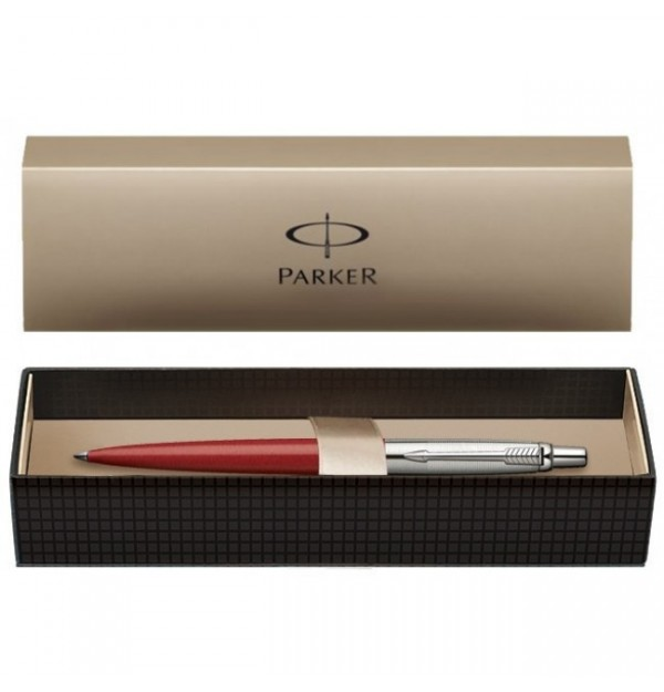 PIX PARKER JOTTER 125th Anniversary Edition Metallic Red CT