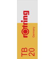 RADIERA ROTRING CREION/TUS TB20 RAPID