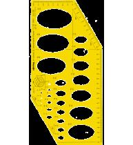 SABLON ROTRING ELIPSE ISOMETRICE 2-60 mm, S0238021