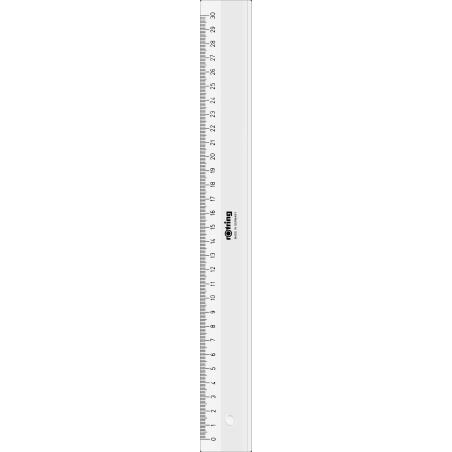 RIGLA ROTRING CENTRO 30 cm, S0220950