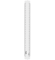 RIGLA CU MANER ROTRING CENTRO 30 cm, S0221020