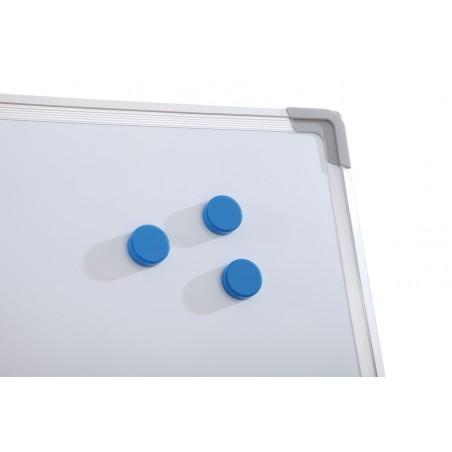 Tabla alba magnetica, 90x120 cm Premium