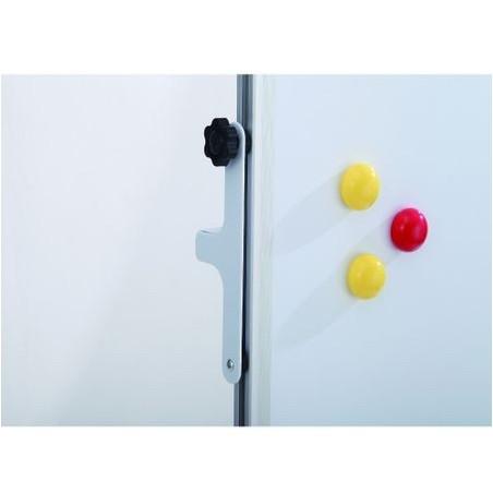 Pachet Flipchart magnetic, 70x100 cm Premium, inaltime ajustabila + accesorii: markere, burete, magneti