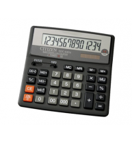 CALCULATOR 14 DIGITS, CITIZEN SDC-640